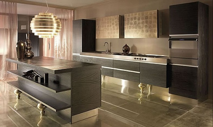 Melamine metro source concept specialist for Italian modern kitchen design